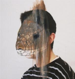 Foto-pintura de Charlotte Caron